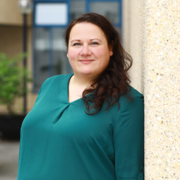 Maria Roloff | Kommunikation und Kooperation der Brandenburgischen Ingenieurkammer | Fotografin: Kathleen Friedrich