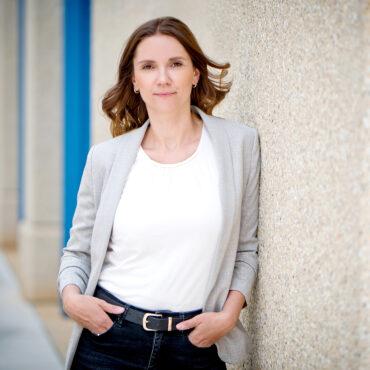 Anja Schellhorn Geschäftsführerin Brandenburgische Ingenieurkammer