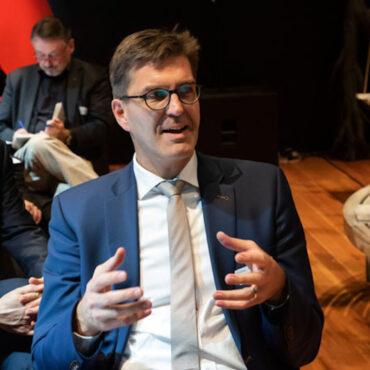 Christian Keller Präsident der Brandenburgischen Architektenkammer